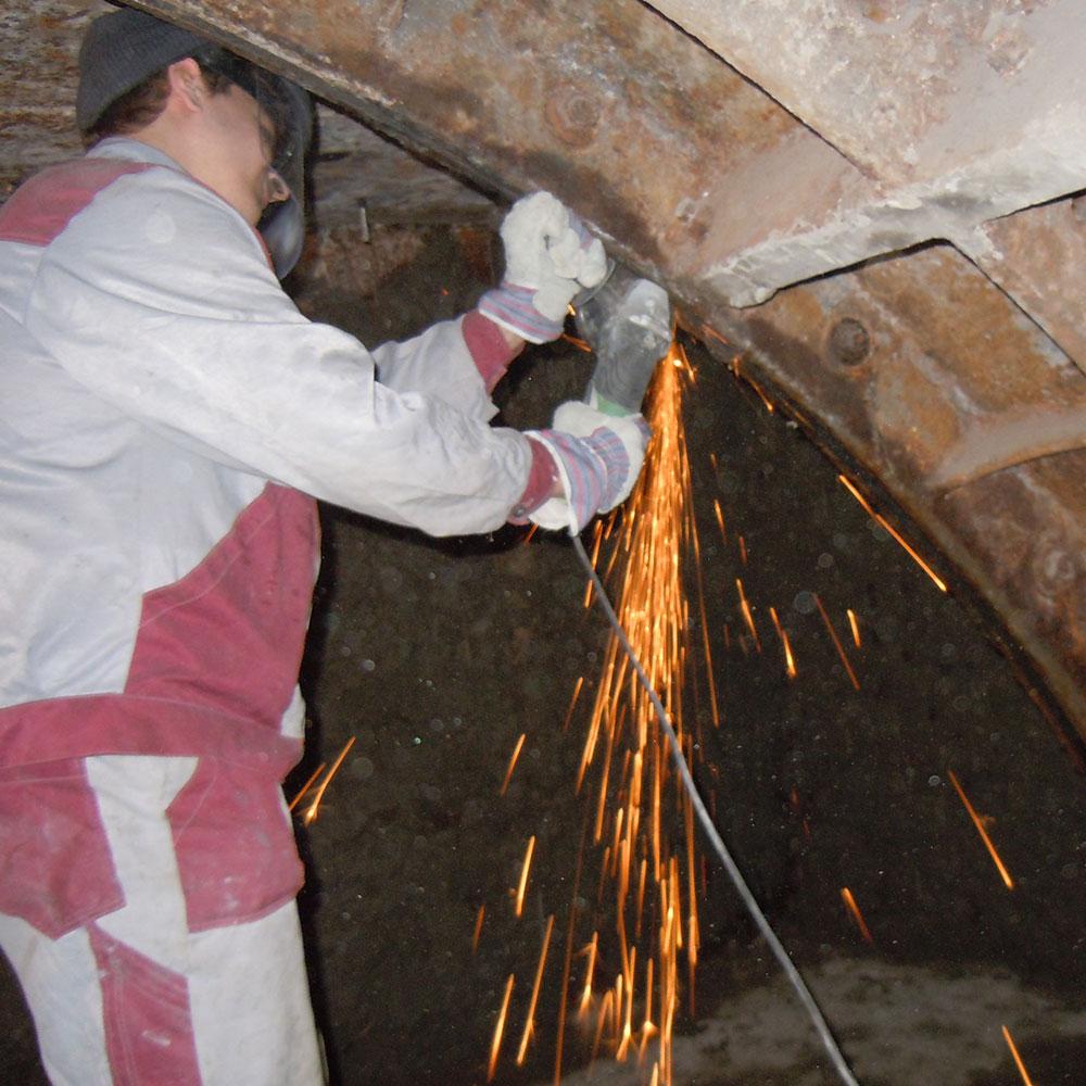 Гидроизоляция в метро