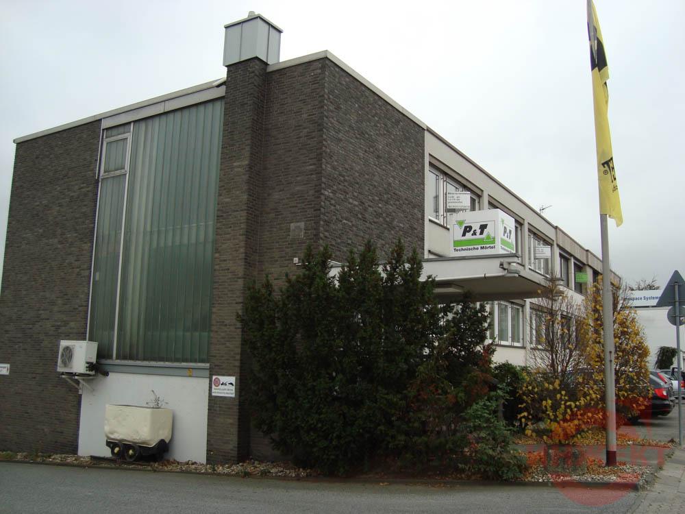 Головное здание ТПХ ГмбХ, Гамбург